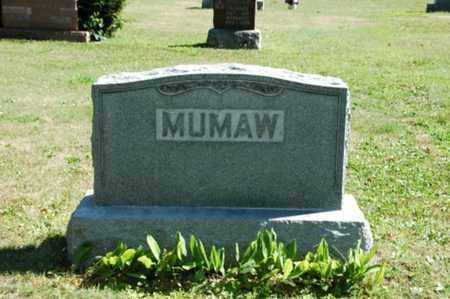 MUMAW, JESSE D. - Coshocton County, Ohio | JESSE D. MUMAW - Ohio Gravestone Photos