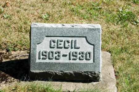 MUMAW, CECIL - Coshocton County, Ohio | CECIL MUMAW - Ohio Gravestone Photos