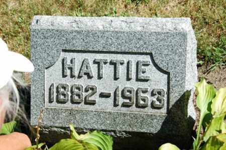 MUMAW, HATTIE - Coshocton County, Ohio   HATTIE MUMAW - Ohio Gravestone Photos