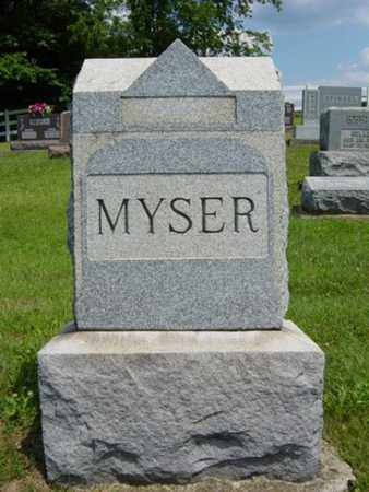 MYSER, SAMUEL - Coshocton County, Ohio | SAMUEL MYSER - Ohio Gravestone Photos