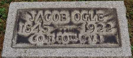 OGLE, JACOB - Coshocton County, Ohio   JACOB OGLE - Ohio Gravestone Photos