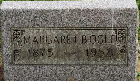 OGLE, MARGARET B. - Coshocton County, Ohio   MARGARET B. OGLE - Ohio Gravestone Photos