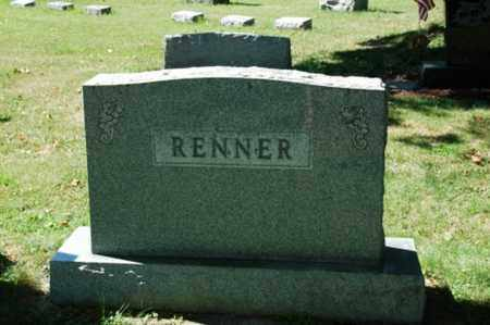 RENNER, MAYME - Coshocton County, Ohio | MAYME RENNER - Ohio Gravestone Photos