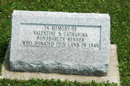RENNER, STONE - Coshocton County, Ohio   STONE RENNER - Ohio Gravestone Photos