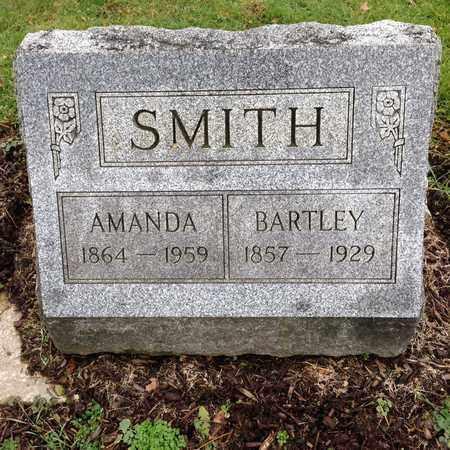 SMITH, BARTLEY - Coshocton County, Ohio | BARTLEY SMITH - Ohio Gravestone Photos