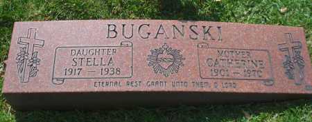 BUGANSKI, CATHERINE - Cuyahoga County, Ohio | CATHERINE BUGANSKI - Ohio Gravestone Photos