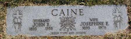 EPPICH CAINE, JOSEPHINE E.- - Cuyahoga County, Ohio | JOSEPHINE E.- EPPICH CAINE - Ohio Gravestone Photos