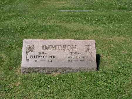 DAVIDSON, PEARL - Cuyahoga County, Ohio | PEARL DAVIDSON - Ohio Gravestone Photos