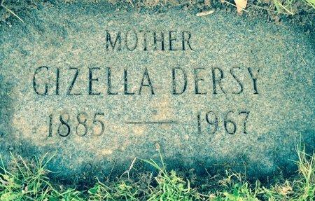 DERSY, GIZELLA - Cuyahoga County, Ohio   GIZELLA DERSY - Ohio Gravestone Photos