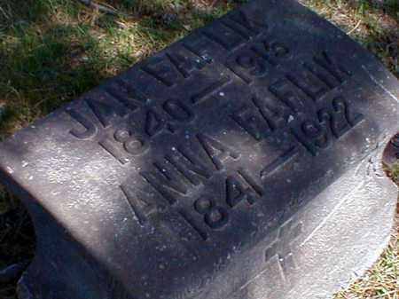BOUSKA FAFLIK, ANNA - Cuyahoga County, Ohio | ANNA BOUSKA FAFLIK - Ohio Gravestone Photos
