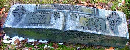 FOLEY, PATRICK - Cuyahoga County, Ohio | PATRICK FOLEY - Ohio Gravestone Photos