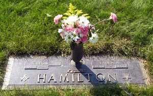 PATTEN HAMILTON, LAURA ANN - Cuyahoga County, Ohio | LAURA ANN PATTEN HAMILTON - Ohio Gravestone Photos