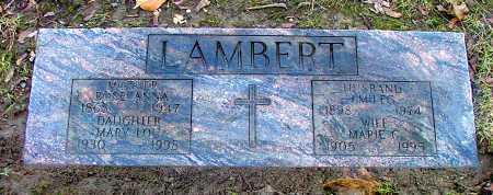 LAMBERT, MARIE - Cuyahoga County, Ohio | MARIE LAMBERT - Ohio Gravestone Photos