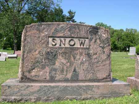 SNOW, KATIE - Cuyahoga County, Ohio | KATIE SNOW - Ohio Gravestone Photos