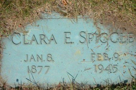 SPIGGLE, CLARA EMMA - Cuyahoga County, Ohio | CLARA EMMA SPIGGLE - Ohio Gravestone Photos
