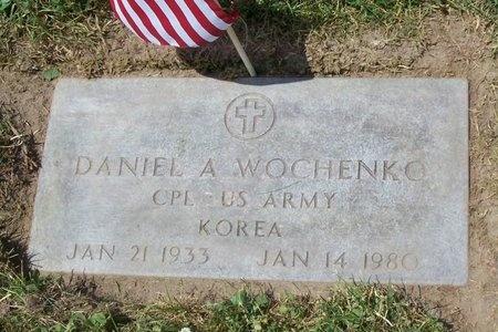 WOCHENKO, DANIEL ALEXANDER - Cuyahoga County, Ohio   DANIEL ALEXANDER WOCHENKO - Ohio Gravestone Photos