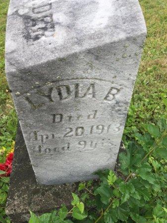 BENDER, LYDIA BELLE - Darke County, Ohio   LYDIA BELLE BENDER - Ohio Gravestone Photos