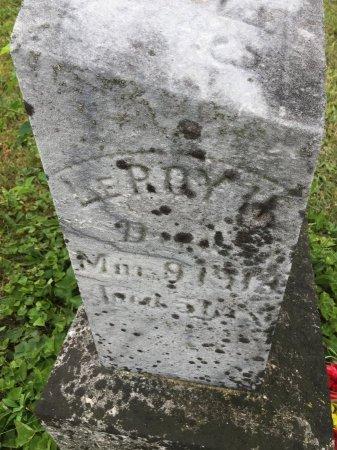 BENDER, LEROY HARRISON - Darke County, Ohio   LEROY HARRISON BENDER - Ohio Gravestone Photos
