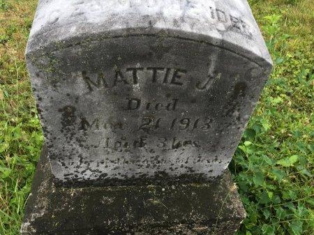 BENDER, MATTIE JANE - Darke County, Ohio   MATTIE JANE BENDER - Ohio Gravestone Photos