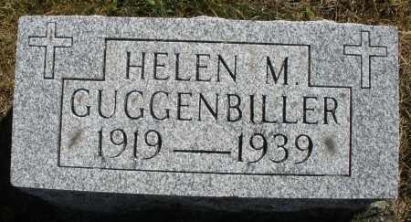 GUGGENBILLER, HELEN M. - Darke County, Ohio | HELEN M. GUGGENBILLER - Ohio Gravestone Photos