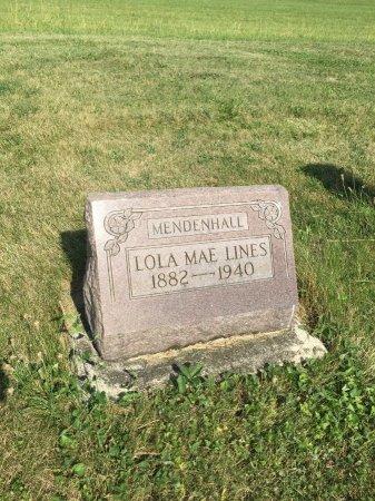 LINES, LOLA MAE - Darke County, Ohio | LOLA MAE LINES - Ohio Gravestone Photos