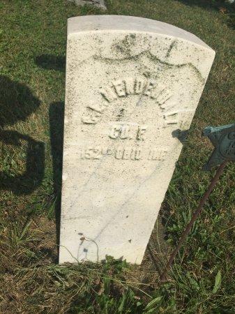 MENDENHALL, CHARLES E. - Darke County, Ohio | CHARLES E. MENDENHALL - Ohio Gravestone Photos