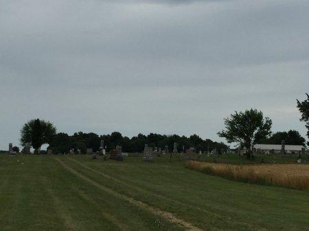 MENDENHALL CEMETERY VIEW, -- - Darke County, Ohio | -- MENDENHALL CEMETERY VIEW - Ohio Gravestone Photos