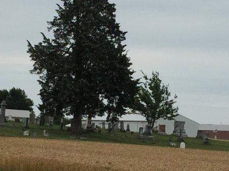 MENDENHALL CEMETERY VIEW, -- - Darke County, Ohio   -- MENDENHALL CEMETERY VIEW - Ohio Gravestone Photos