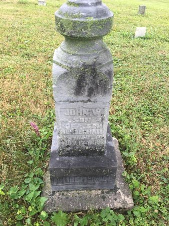 MENDENHALL, JOHN W. - Darke County, Ohio | JOHN W. MENDENHALL - Ohio Gravestone Photos