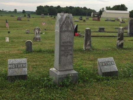 MENDENHALL MONUMENT, -- - Darke County, Ohio | -- MENDENHALL MONUMENT - Ohio Gravestone Photos