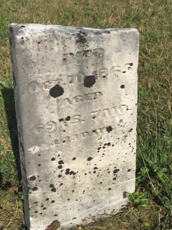 MENDENHALL, THOMAS - Darke County, Ohio   THOMAS MENDENHALL - Ohio Gravestone Photos
