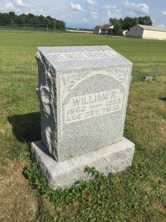 MENDENHALL, WILLIAM ROSECRANS - Darke County, Ohio | WILLIAM ROSECRANS MENDENHALL - Ohio Gravestone Photos