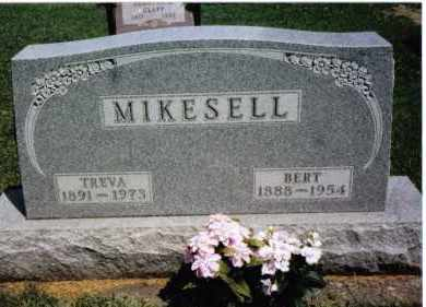MIKESELL, BERT - Darke County, Ohio | BERT MIKESELL - Ohio Gravestone Photos