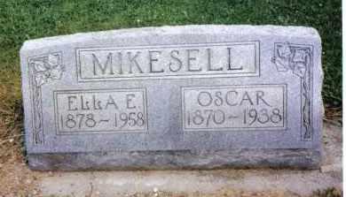 MIKESELL, OSCAR - Darke County, Ohio | OSCAR MIKESELL - Ohio Gravestone Photos