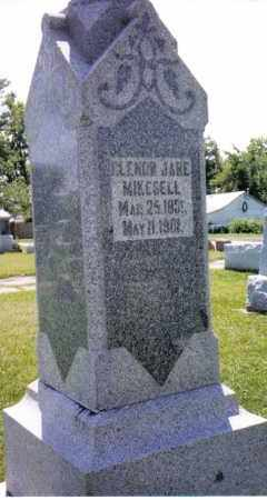 MIKESELL, ELENOR JANE - Darke County, Ohio | ELENOR JANE MIKESELL - Ohio Gravestone Photos