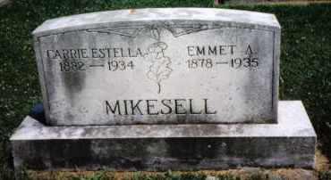 MIKESELL, EMMET A. - Darke County, Ohio | EMMET A. MIKESELL - Ohio Gravestone Photos