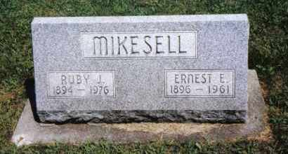 MIKESELL, RUBY J. - Darke County, Ohio   RUBY J. MIKESELL - Ohio Gravestone Photos