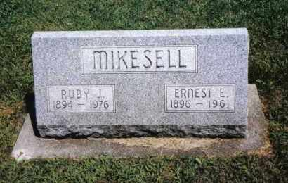 MIKESELL, ERNEST R. - Darke County, Ohio | ERNEST R. MIKESELL - Ohio Gravestone Photos
