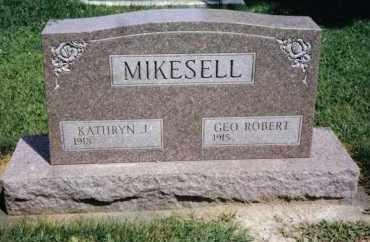 MIKESELL, KATHRYN J. - Darke County, Ohio | KATHRYN J. MIKESELL - Ohio Gravestone Photos