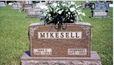 MIKESELL, HUMPHREY - Darke County, Ohio | HUMPHREY MIKESELL - Ohio Gravestone Photos