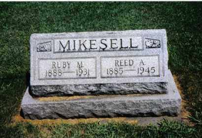 MIKESELL, REED A. - Darke County, Ohio | REED A. MIKESELL - Ohio Gravestone Photos