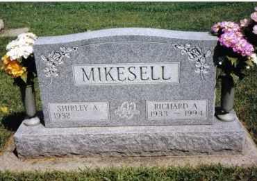 MIKESELL, RICHARD A. - Darke County, Ohio | RICHARD A. MIKESELL - Ohio Gravestone Photos