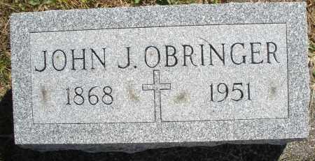 OBRINGER, JOHN J. - Darke County, Ohio   JOHN J. OBRINGER - Ohio Gravestone Photos