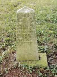 SCHLECHTY, BARBARY - Darke County, Ohio   BARBARY SCHLECHTY - Ohio Gravestone Photos