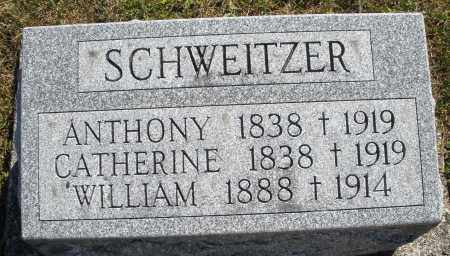SCHWEITZER, WILLIAM - Darke County, Ohio | WILLIAM SCHWEITZER - Ohio Gravestone Photos