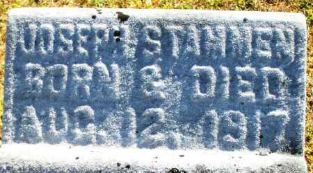 STAMMEN, JOSEPH - Darke County, Ohio   JOSEPH STAMMEN - Ohio Gravestone Photos