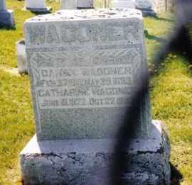 WAGONER, CATHARINE - Darke County, Ohio | CATHARINE WAGONER - Ohio Gravestone Photos