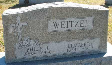 WEITZEL, PHILIP J. - Darke County, Ohio | PHILIP J. WEITZEL - Ohio Gravestone Photos
