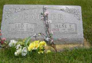 CARYER, LEO T - Defiance County, Ohio | LEO T CARYER - Ohio Gravestone Photos
