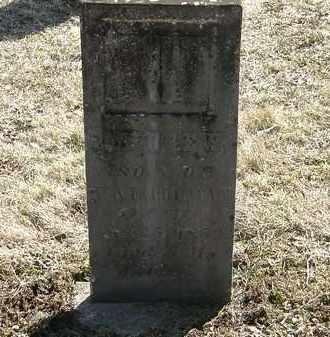 COLEMAN, ANDREW - Delaware County, Ohio | ANDREW COLEMAN - Ohio Gravestone Photos